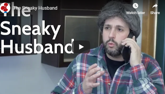 The Sneaky Husband - The Portuguese Kids