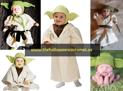 Yoda Baby Halloween Costume in 2016
