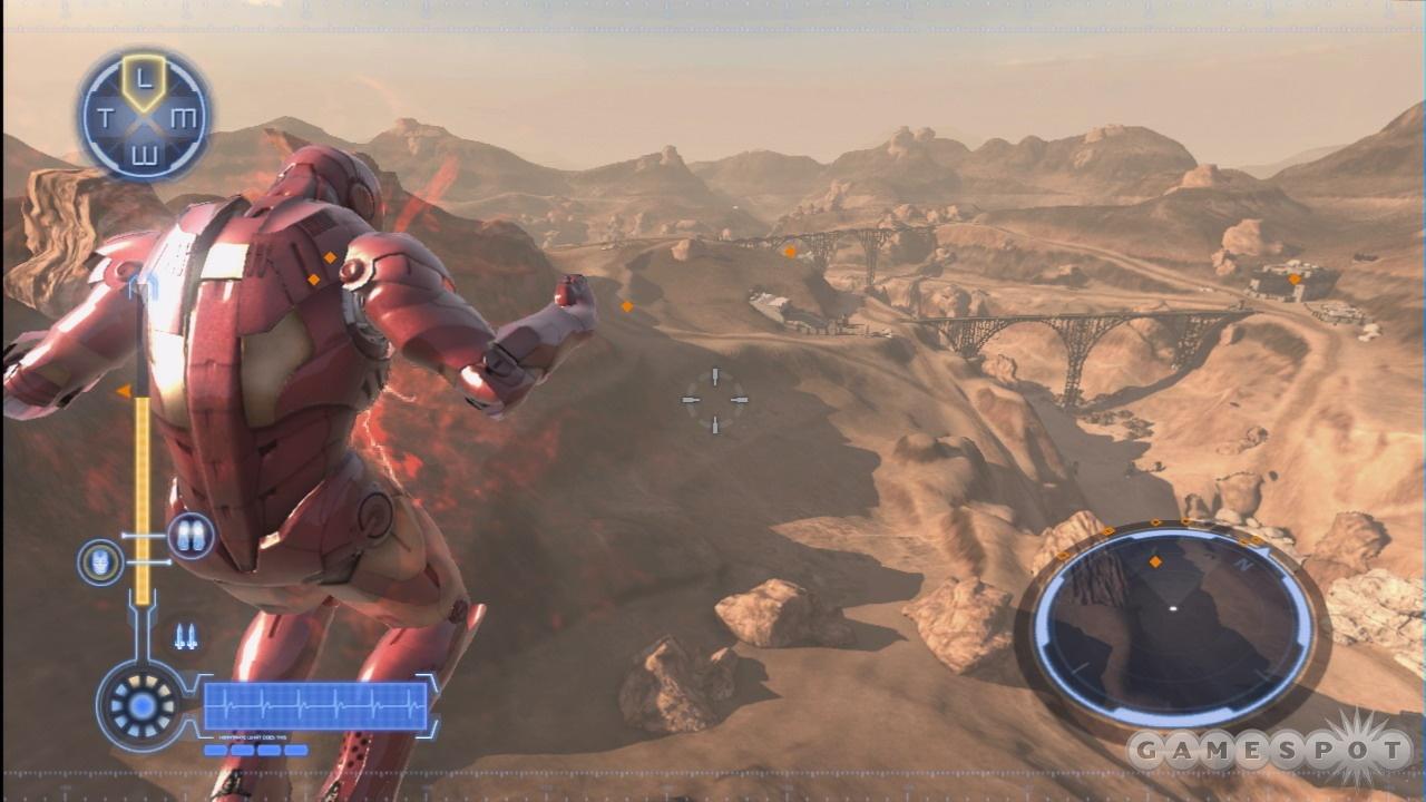 Play Free Iron Man Games