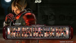 TEKKEN 6 pc game wallpapers|images|screenshots