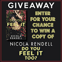 Do You Feel It Too? Blog Tour Giveaway banner