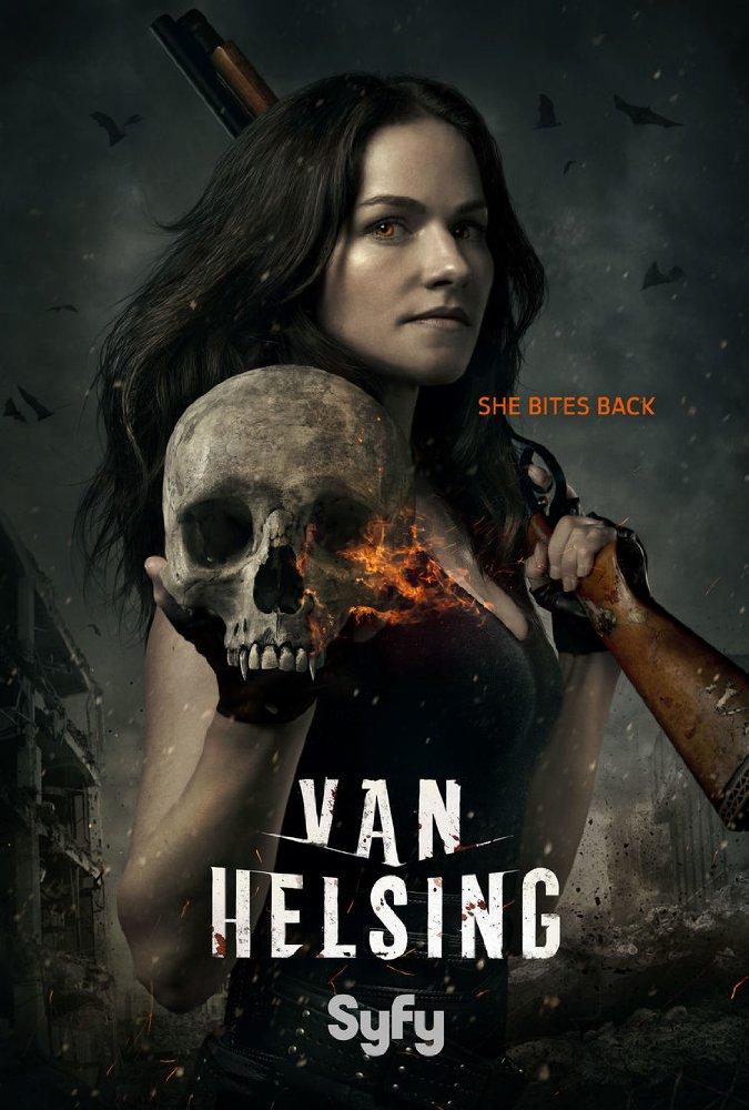 Van Helsing 2016: Season 1 - Full (1/13)