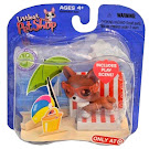 Littlest Pet Shop Collectible Pets Corgi (#317) Pet