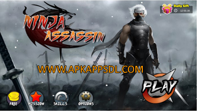 Download Ninja Assassin Mod Apk v1.1.5 Full Version 2017
