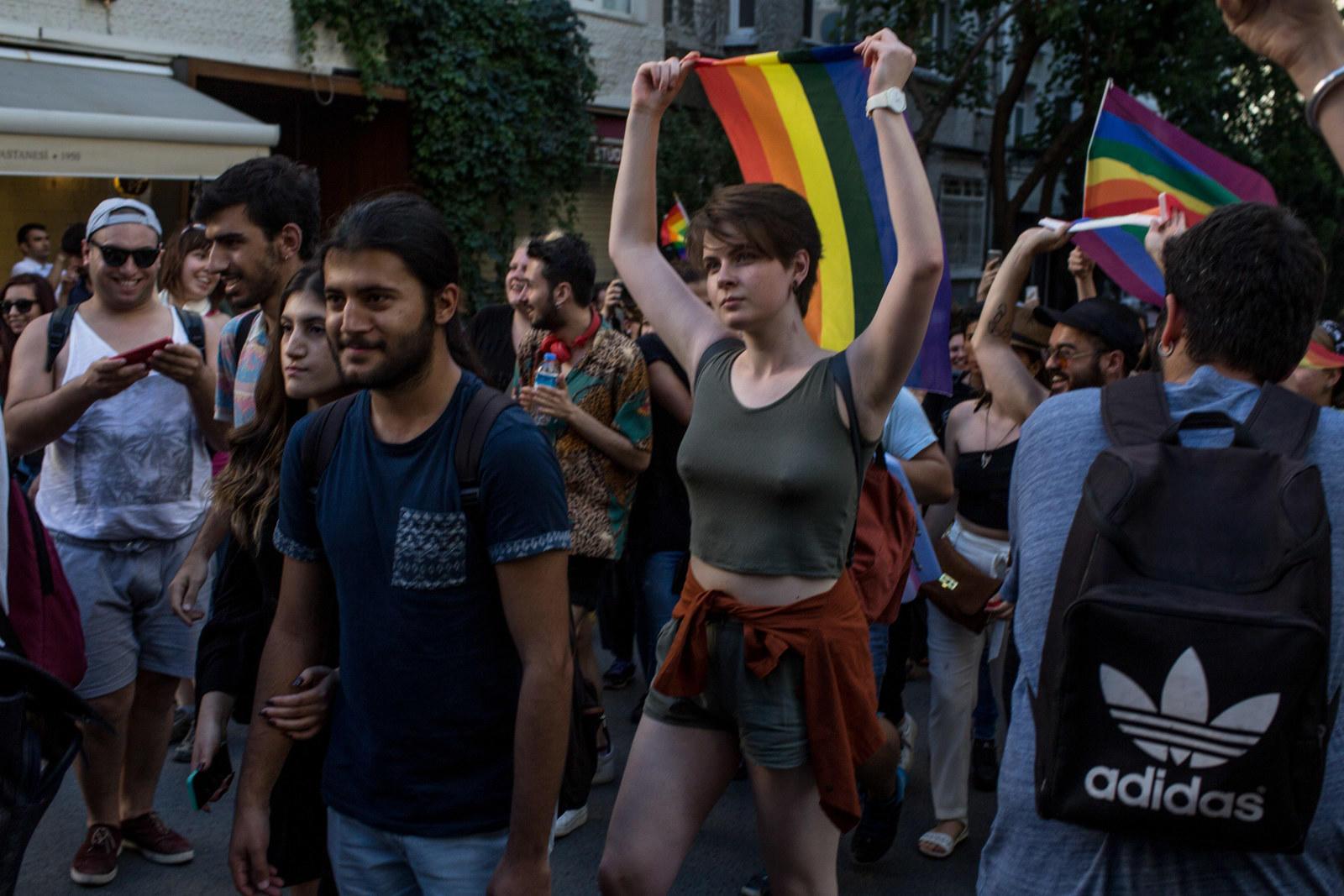 Spain slips in european gay rights ranking
