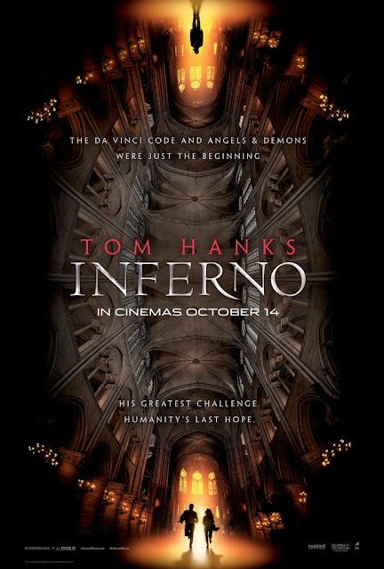 Inferno, Teaser Poster, Trailer