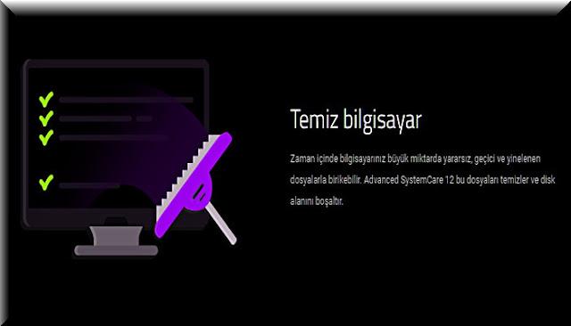 Advanced SystemCare Ultimate yazılımını kendi sitesinden veya partneri Tamindir sitesinden indirip kullanabilirsiniz.