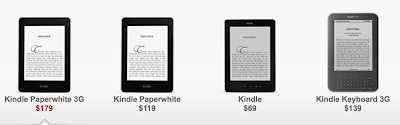 <b><i>We'll Leave the Light On for You:</i><br /> Our First Hands-On Review of the New Kindle Paperwhite</b>