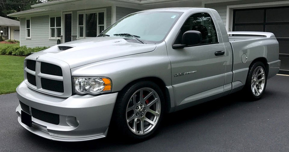 this viper powered ram srt 10 packs a supercharged secret. Black Bedroom Furniture Sets. Home Design Ideas