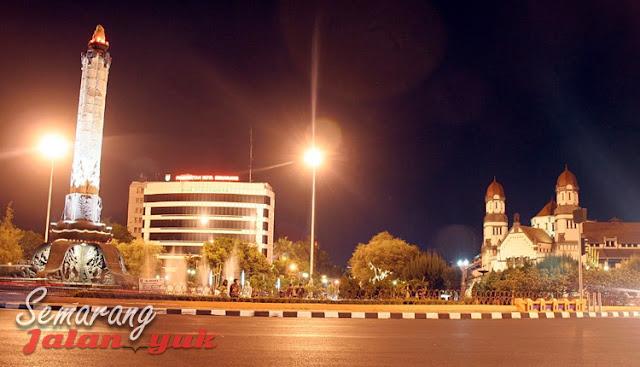 10 Obyek Wisata di Semarang Yang Paling Populer