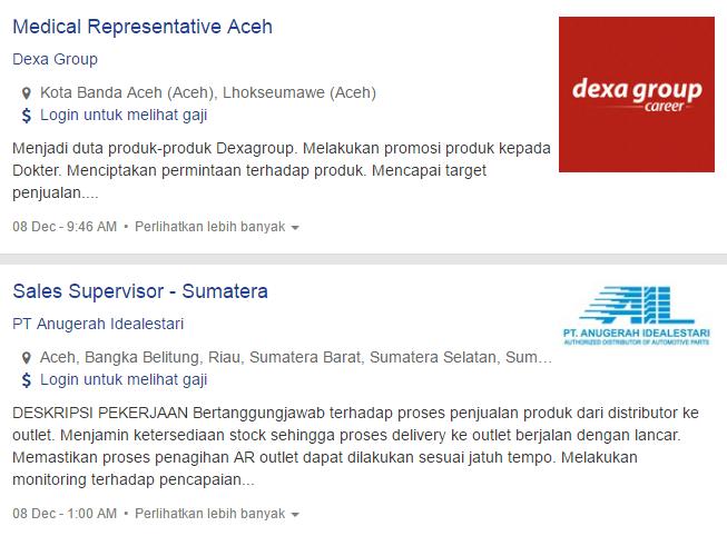 Lowongan Kerja Kabupaten Aceh Jaya Terbaru 2019.