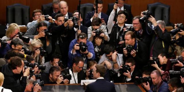 Dem lawmaker: 'Looks like Zuckerberg lied to Congress'
