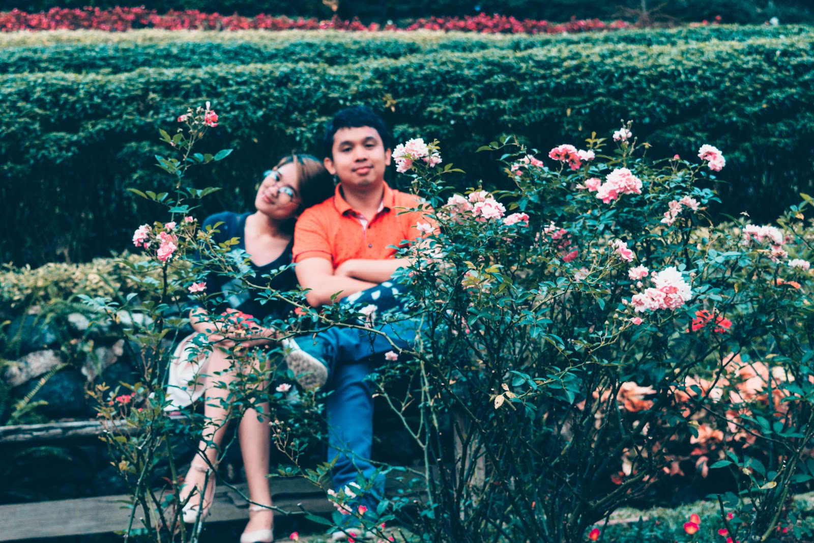 Aboutahniething Terrazas De Flores Botanical Garden