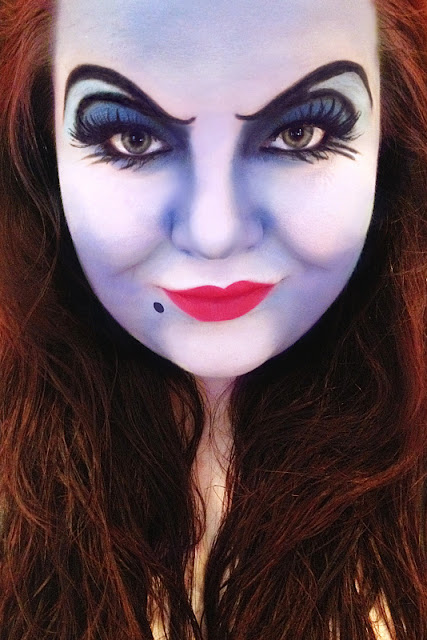 Halloween Makeup: Ursula - She Might Be Loved