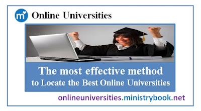 the Best Online Universities