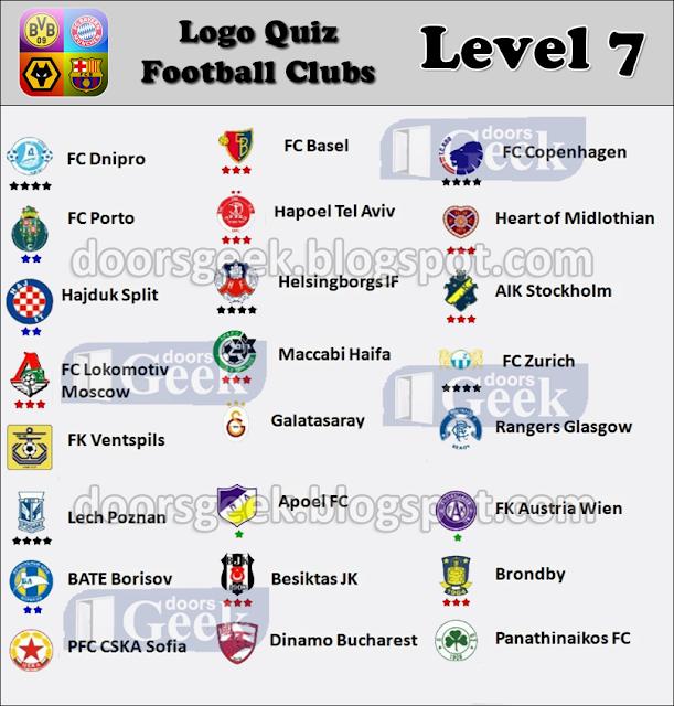 logo quiz soccer clubs level 7 others 1 doors geek