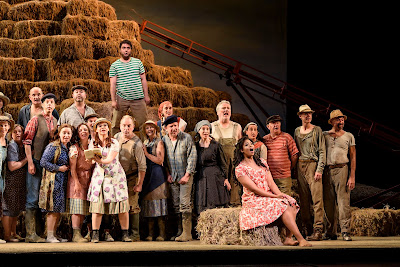 L'ELISIR D'AMORE - REVIEW OF ROYAL OPERA HOUSE 2017 REVIVAL