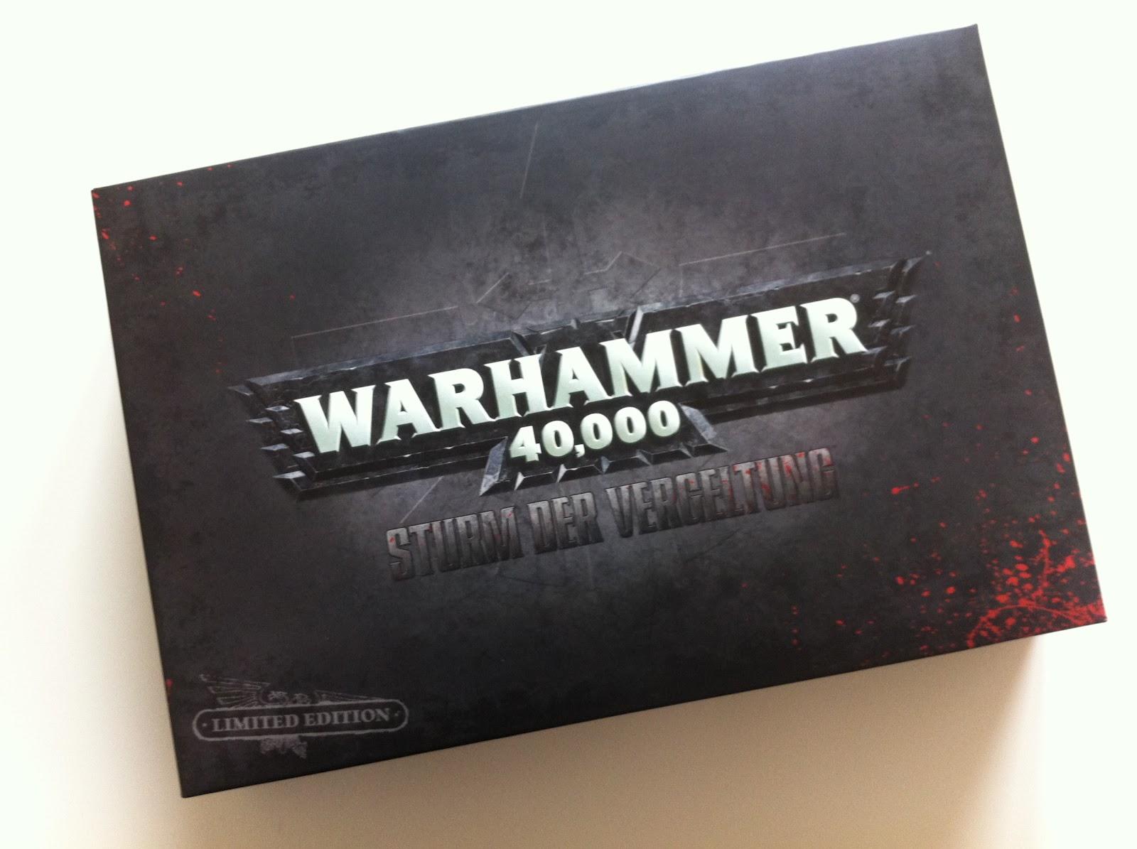 Warhammer 40k regelbuch