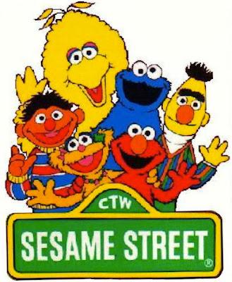 Sesamstraße Englisch