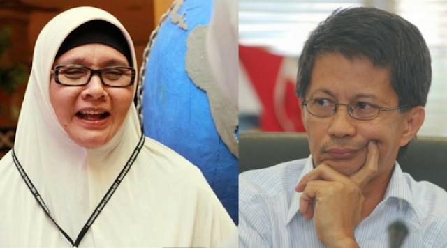 Tanggapan Ustadzah Irena Handono untuk Rocky Gerung