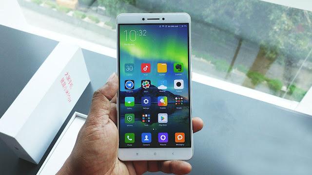 Xiaomi Mi Max price