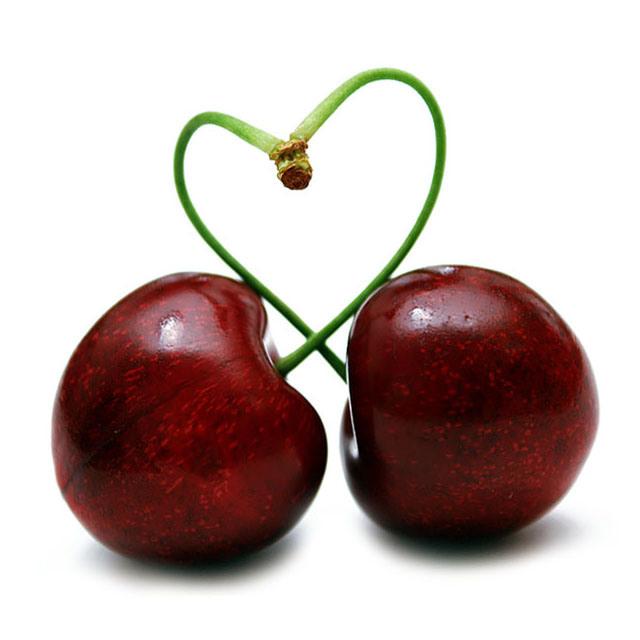Cherries in Love by meppol