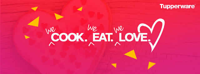 Tupperware launches #CookEatLove Campaign