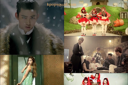 11 Music Video K-pop Bertema Fairy Tale