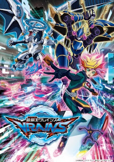 Download Yu-Gi-Oh! VRAINS Episode 09 Sub Indo