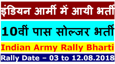Indian Army Rally Bharti Hisar