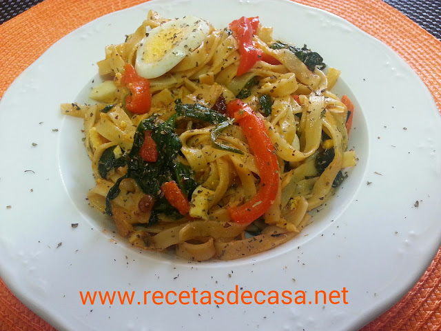 http://lacocinadepedroyyolanda.blogspot.com.es/2015/08/ensalada-de-pasta-y-espinaca.html