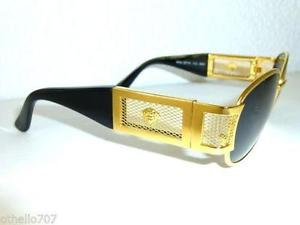 replica versace gold sunglasses