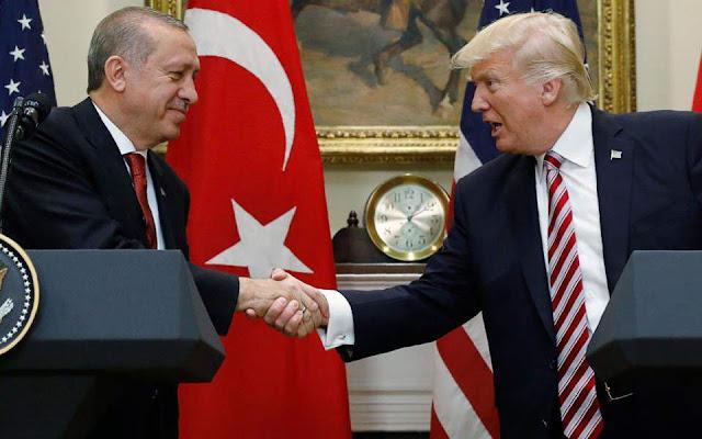 Les Echos: Επιδείνωση των σχέσεων ΗΠΑ - Τουρκίας