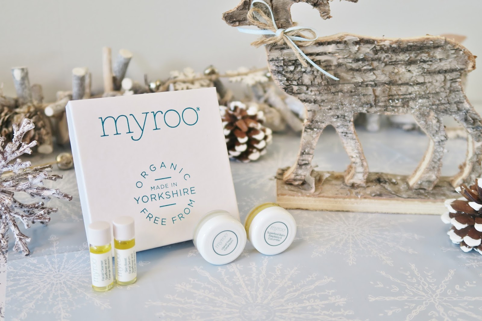 Christmas Gift Guide Amber's Beauty Talk | Myroo Skincare