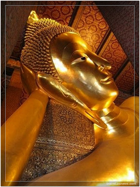 Temple of the Reclining Buddha - Top 7 Best Places to Travel in Bangkok, Thailand at Least Once in Your Life Time