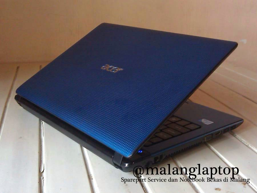 Laptop Second Acer Aspire 4750z