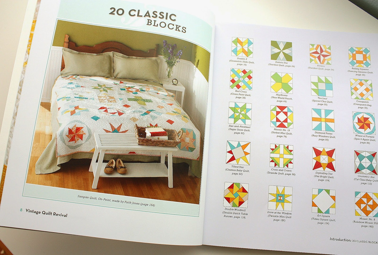 Vintage Quilt Revival gorgeous quilts - Diary of a Quilter - a ... : vintage quilt blocks - Adamdwight.com