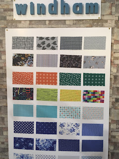Windham fabric collections swatches