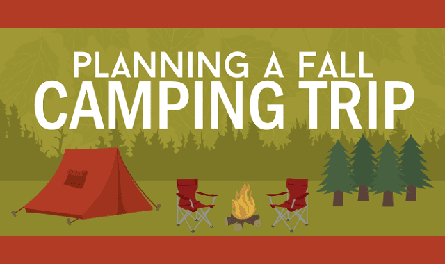 Tips for a Fall Camping Trip