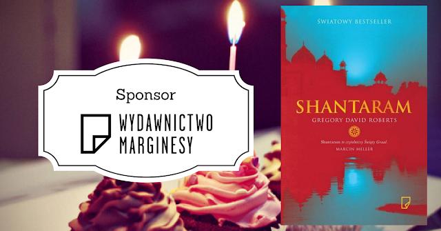 Wystrzałowe Urodziny Książkowe #6 Konkurs Blogowy