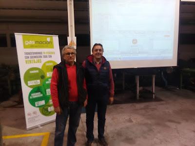 Presentación del Autogas/GLP a futuros mecánicos.