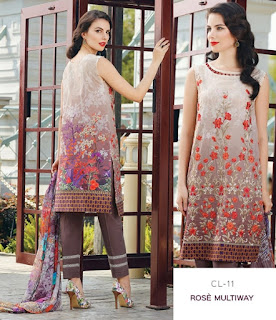 Chantelle Embroidered Lawn Vol-2