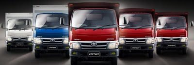 Harga Mobil Toyota Dyna