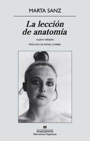 La lección de anatomía / Marta Sanz