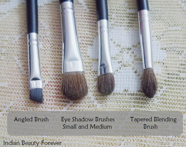 Basic Eye Makeup Brushes For Beginners Indian Beauty Forever