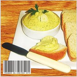 Pasta de Cheddar e Ricota