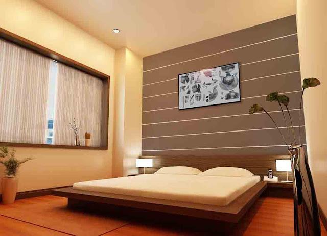 Trang trí phòng ngủ bằng bức tranh
