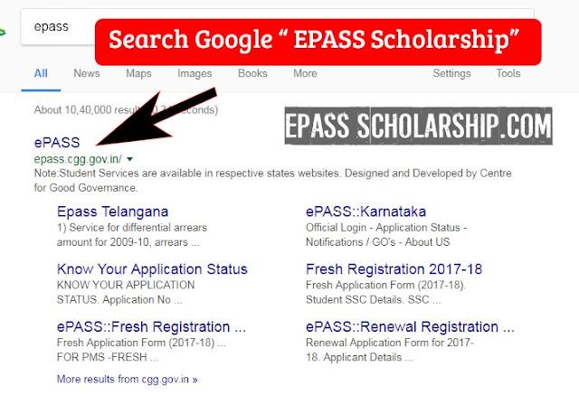 how to apply telangana epass