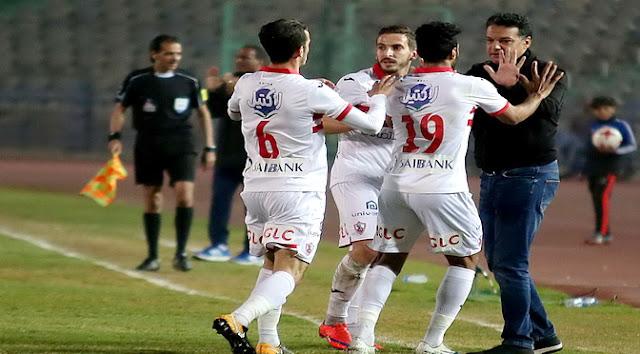 موعد مباراة الزمالك وطلائع الجيش غدا الثلاثاء 27-2-2018 في الدوري المصري الممتاز والقنوات الناقلة