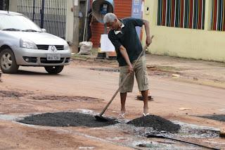 O caos no Brasil é a administração pública sem planejamento